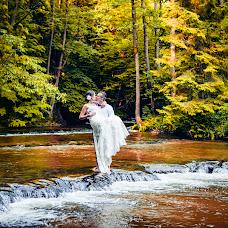 Wedding photographer Aleksandra Rachoń (aleksandrarach). Photo of 12.10.2015