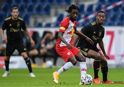 Majeed Ashimeru était déjà passé par un autre club belge avant le Sporting d'Anderlecht