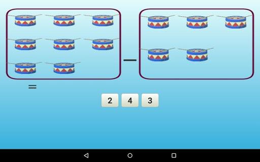 Preschool kids : Number & Math ss3