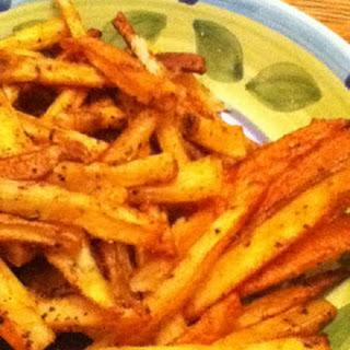 Cajun Fries.