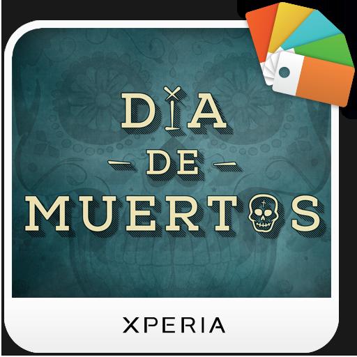 XPERIA™ Dia de Muertos Theme