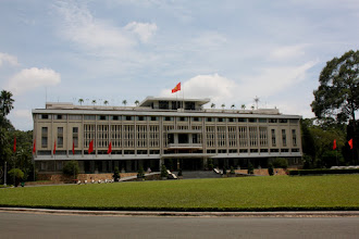Photo: Day 26 - Reunification Palace in HCMC