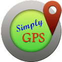 Simply GPS icon