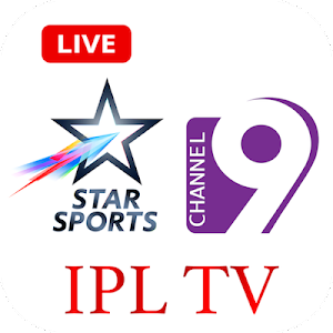 Channel 9 Live IPL TV & Star Sports Live IPL TV 1.0