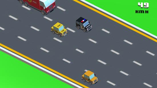 CAR RACING ROAD screenshot