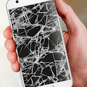 Broken Screen Realistic Effect Prank icon
