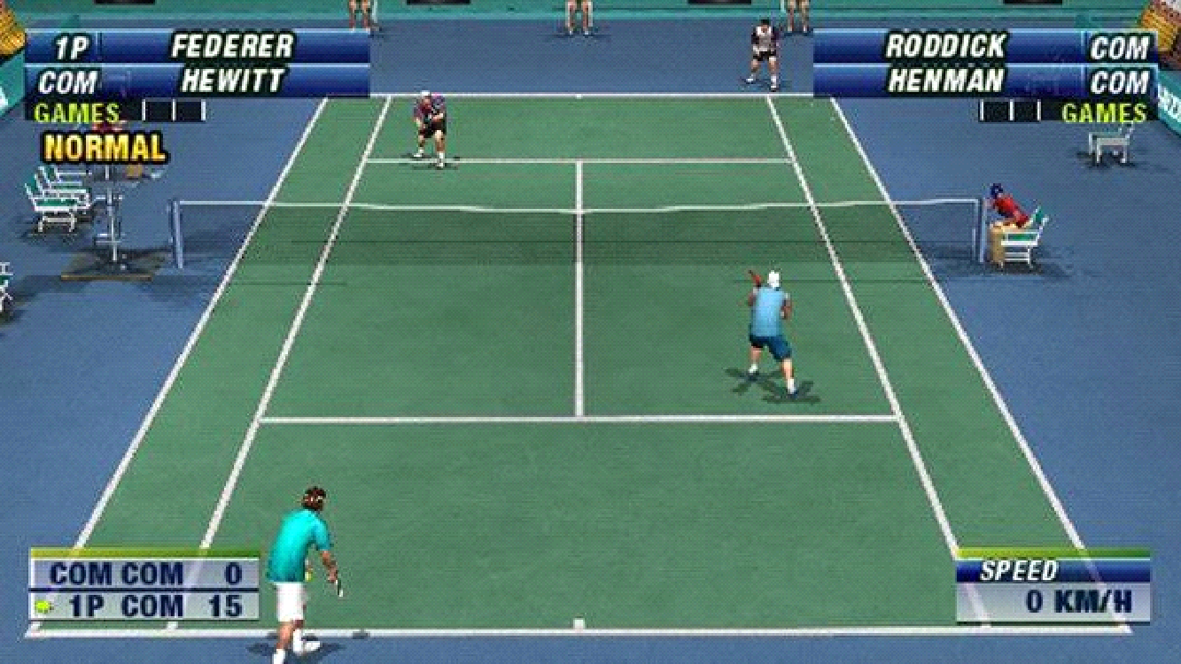 Virtua Tennis : World Tour