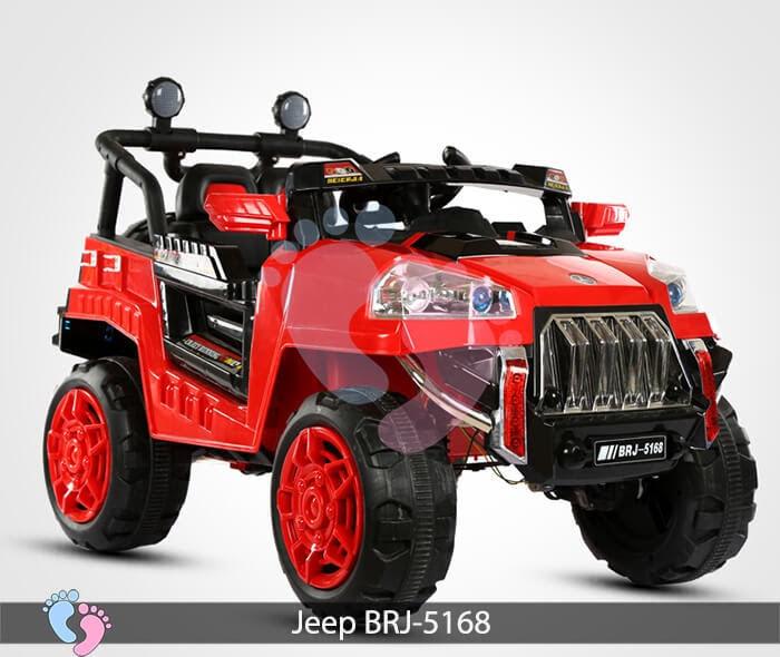 Xe oto điện cho bé Jeep BRJ-5168 3