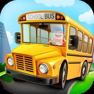 kids school bus wash salon android apps on google play. Black Bedroom Furniture Sets. Home Design Ideas