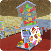 Gumball Machine Candy Shop