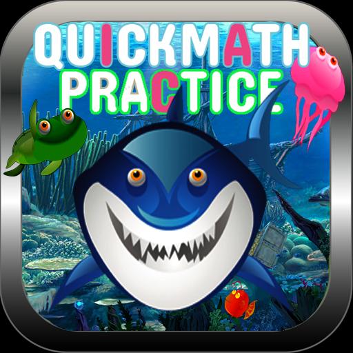 Quick Math - Undersea Crush