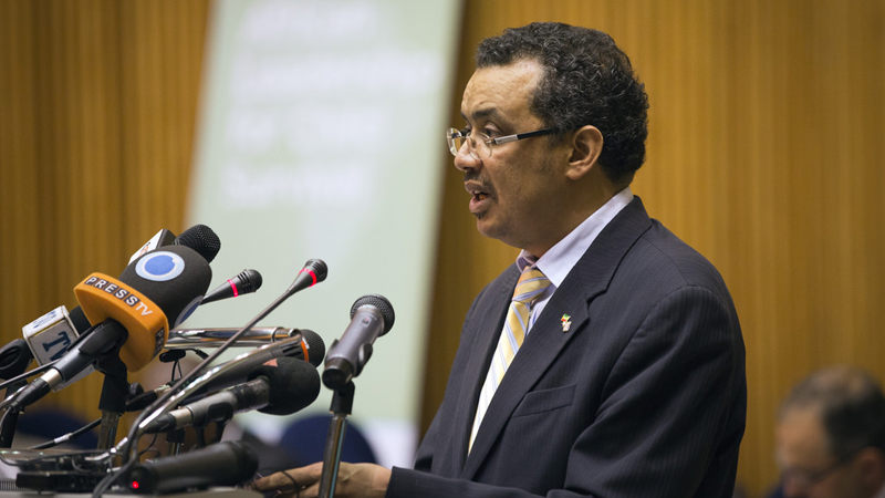 new who chief tedros says  u0026 39 no more excuses u0026 39  on delivering