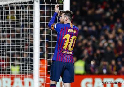 ? Lionel Messi behoedt met 2 goals Thomas Vermaelen en Barça van nederlaag