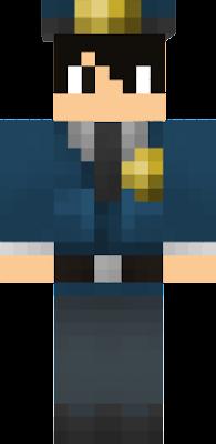 Скин Полицейского для Minecraft по Нику