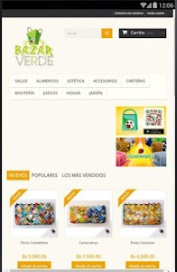 Bazar Verde screenshot 5