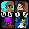 Little Singham Quiz Cartoon Game 2021 icon