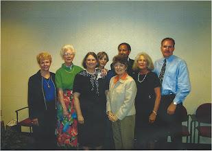 Photo: Former DPI AIG State Directors