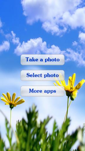 無料模拟Appのフォトフレーム-花 記事Game