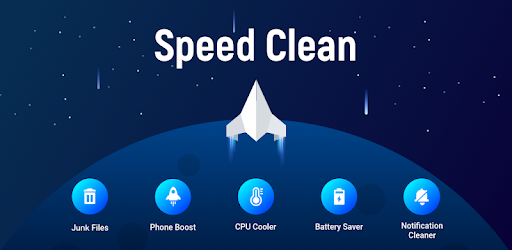 Speed Clean Booster – Booster, Phone Cleaner v1.2.5.41 [Mod Ads-Free]