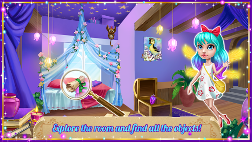 Magic Fairy Tale - Princess Game  screenshots 12