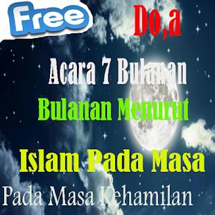 Tradisi 7 Bulanan Dalam Islam Saat Wanita Hamil - náhled