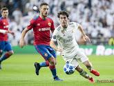 Alvaro Odriozola is opgetogen dat Zinedine Zidane terug is bij Real Madrid