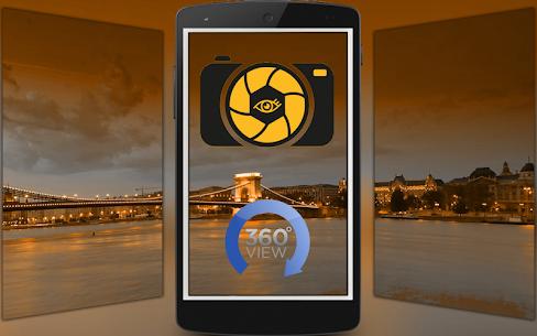 360 Degrees Panorama Camera 3