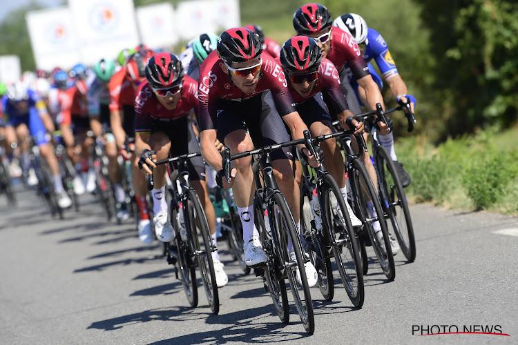 Franse rittenkoers heeft klacht van Team Ineos aan het been