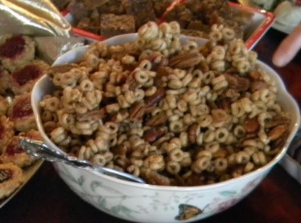 Nutty O's Recipe