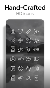 Lines – Icon Pack (Pro Version) 3.2.2 Latest Patched APK Free Download 3