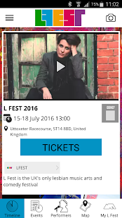 L FEST 2016- screenshot thumbnail