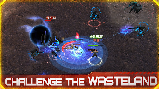 Wasteland Heroes  captures d'écran 5