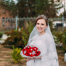Wedding photographer Irina Semyannikova (isunhim1997). Photo of 22.08.2016