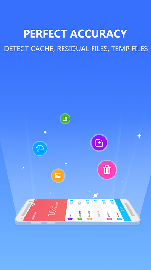 Fast Cleaner - Free Up Space, Boost RAM- screenshot