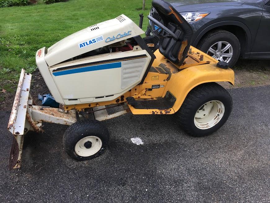 Cub 1864 Restore for Garden Duty | My Tractor ForumMy Tractor Forum