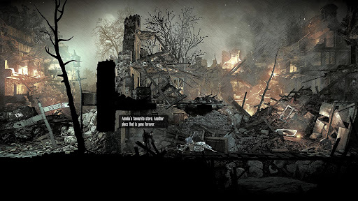 This War of Mine: Stories APK - Lời hứa của người cha