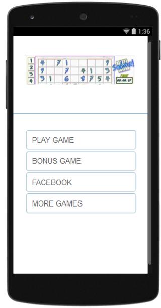Скриншот Free Sudoku Games