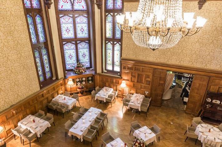 Фото №6 зала Зал «Дубовый»