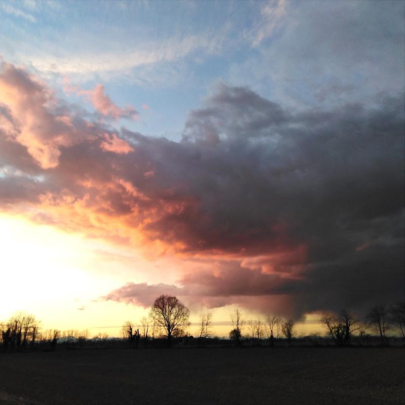 il saluto di una tempesta di Puci