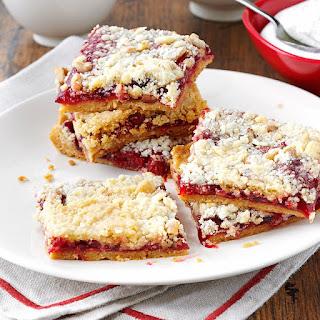 Cherry Crumb Dessert.