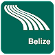 Download Belize Map offline For PC Windows and Mac