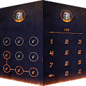 AppLock Theme Flame icon