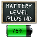 Battery HD Level Widget PRO icon