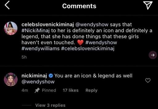 Nicki Minaj & Wendy Williams … SQUASH Their Beef & MAKE UP?!