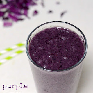Purple Detox Smoothie Recipe