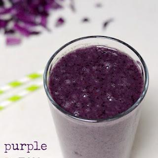 Purple Detox Smoothie.