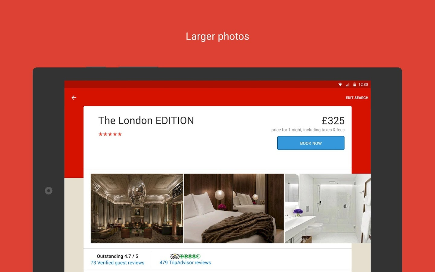 Late Booking Cheap Hotel Rooms