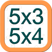 Multiplication Table: Learning, Practice, Exam