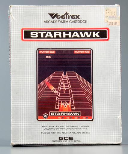 Vectrex Starhawk