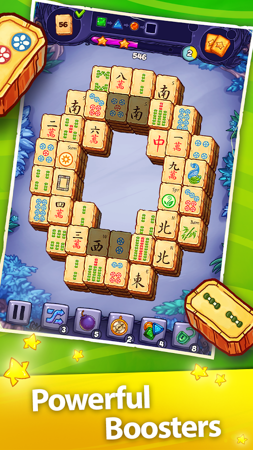 Mahjong Treasure Quest- screenshot